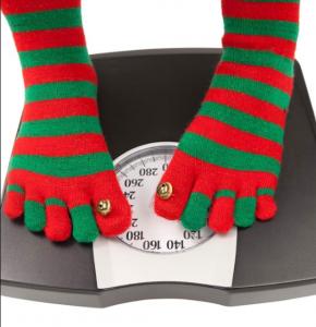 pesa navideña